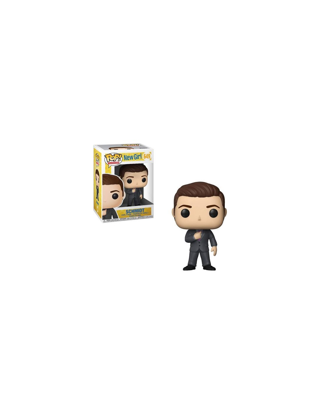 Funko Pop New Girl Schmidt