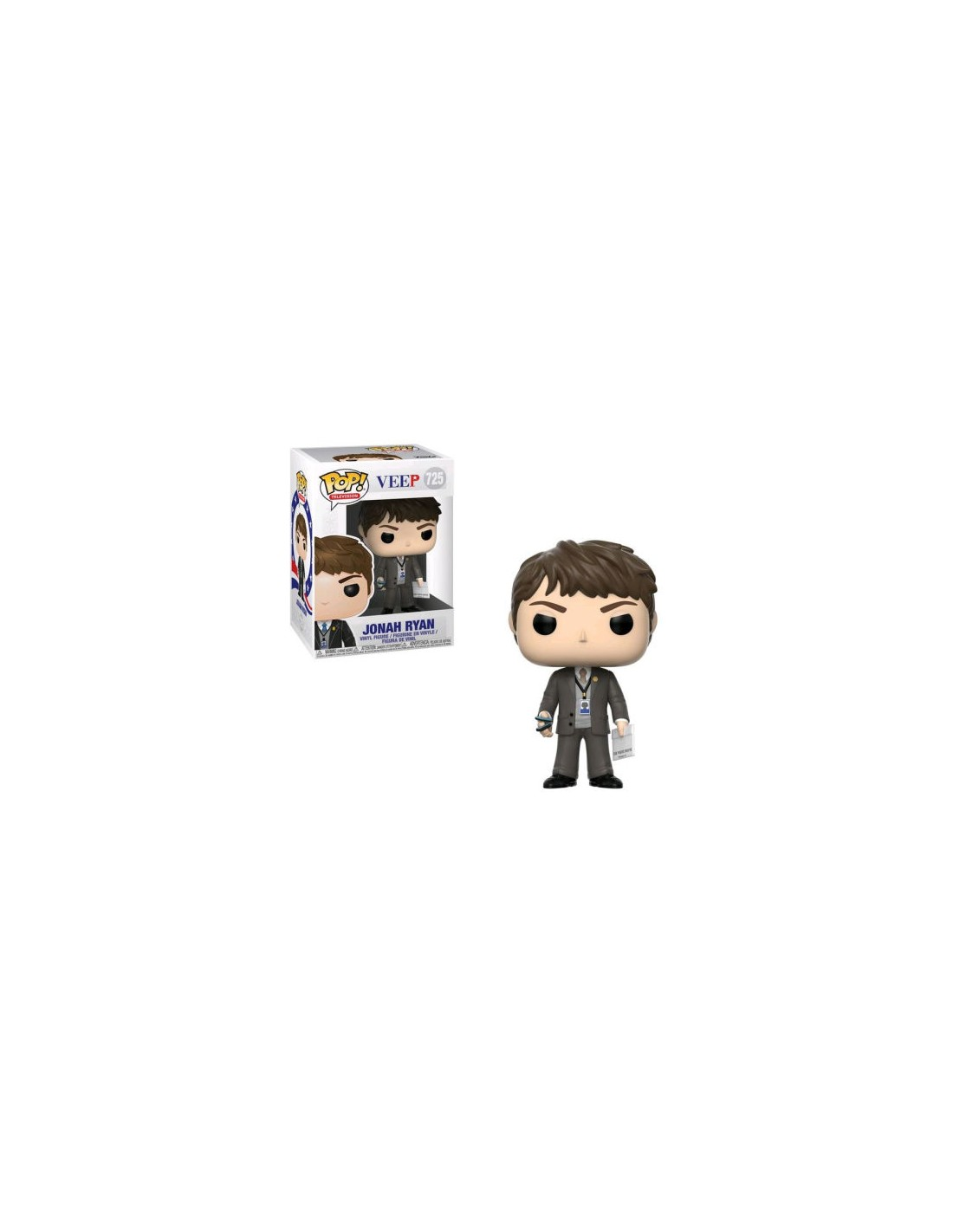 Funko Pop Veep Jonah Ryan