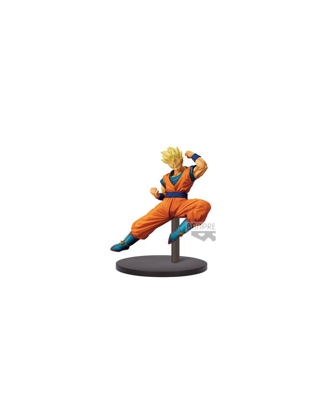 Figura Dragon Ball Super Chosenshiretsuden Super Saiyan