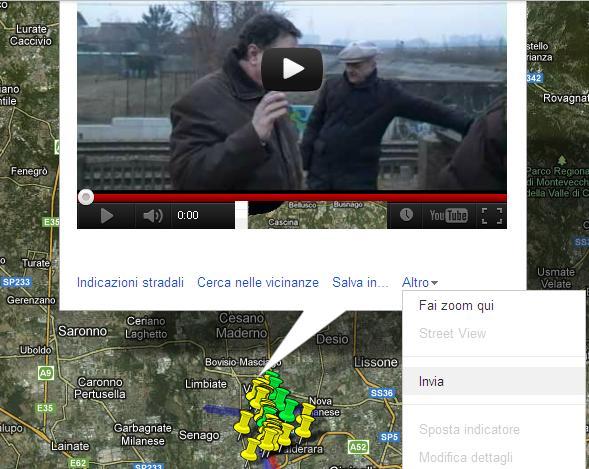 cartina storica di Paderno Dugnano (2/2)