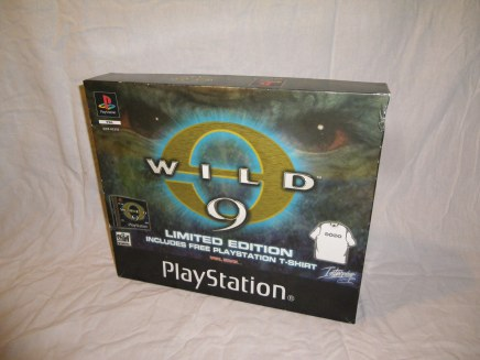 Wild 9 Limited Edition front