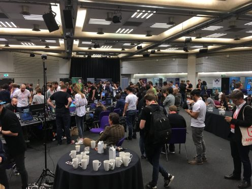 Casual Connect Europe 2018 Londres - Zone IndiePrize