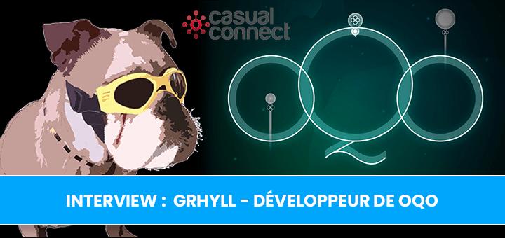 Interview : Grhyll - développeur de oQo