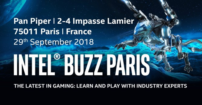 Intel Buzz Workshop Paris 2018