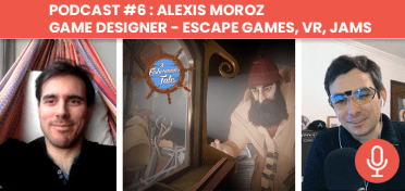 Podcast #6 : Interview de Alexis Moroz - Game Designer Freelance
