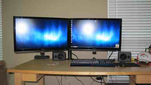 Double écrans
