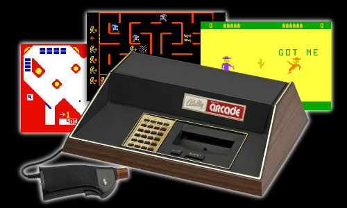 The Video Game Critics Astrocade System Review