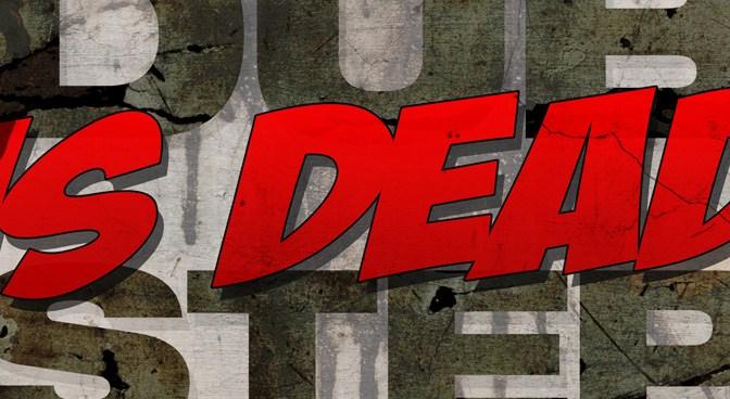 Dj CUTMAN – Dubstep Is Dead