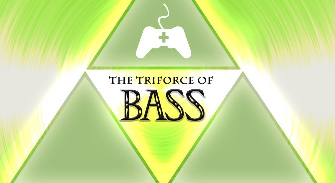 GameChops & Groupees present The Triforce Bundle, supporting Child's Play Charity