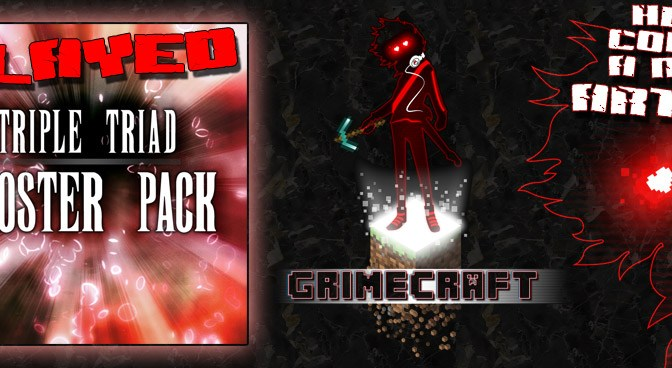 Triple Triad: BOOSTER PACK Delayed, Grimecraft to Join GameChops Roster