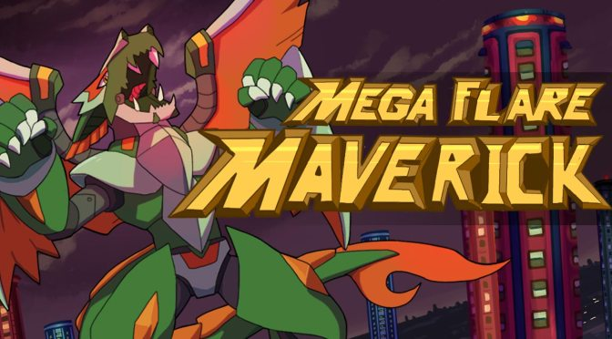 Mega Flare – Maverick ( Chiptune Remixes of Mega Man X )