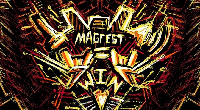 New Chiptunes = WIN release: 'MAGFest = WIN'