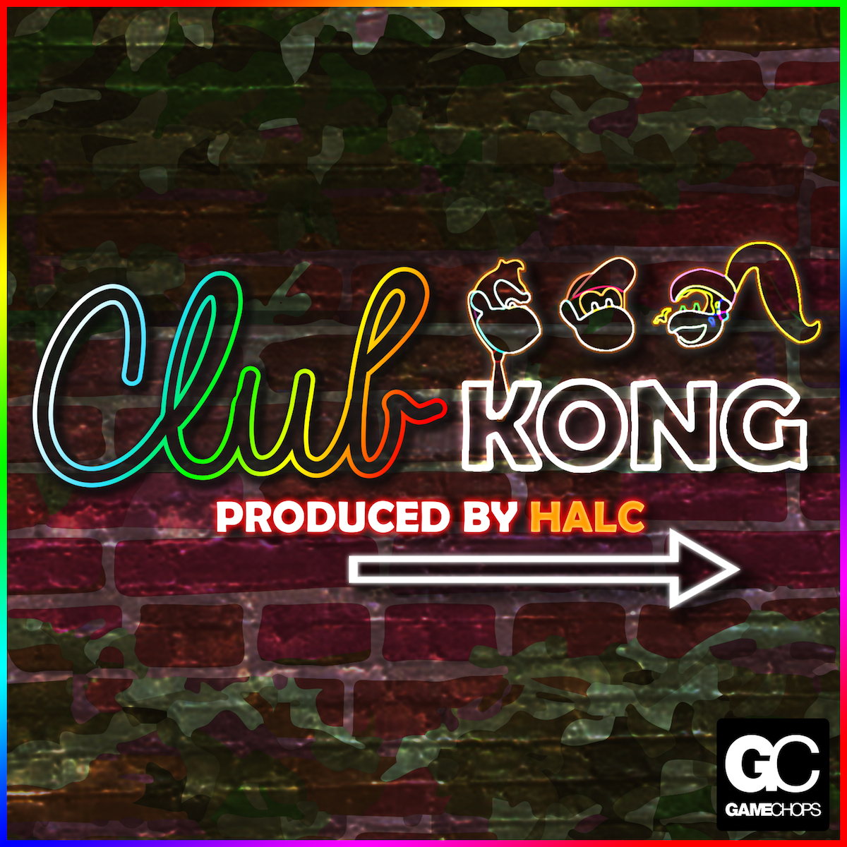 Club Kong - Donkey Kong Country Remixes by halc and GameChops