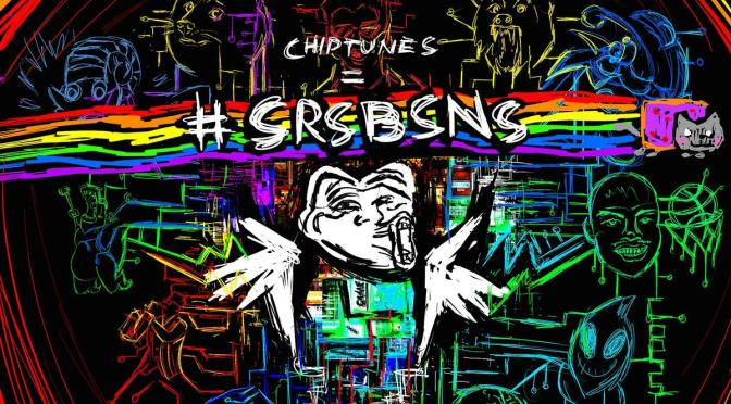 Internet Meme Album from ChipWIN | Chiptunes = #SrsBsns