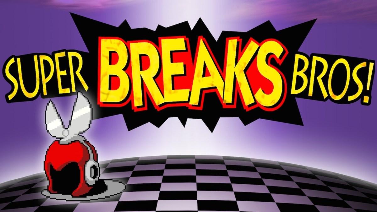 Super BREAKS Bros! Dj CUTMAN's Smash Bros. Mega Mix