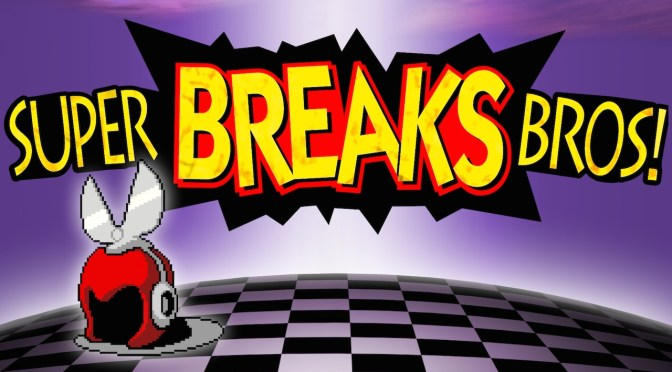 Super BREAKS Bros! Dj CUTMAN's Smash Bros. Mega Mix