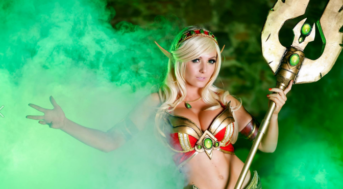Jessica Nigri Superstar Cosplayer