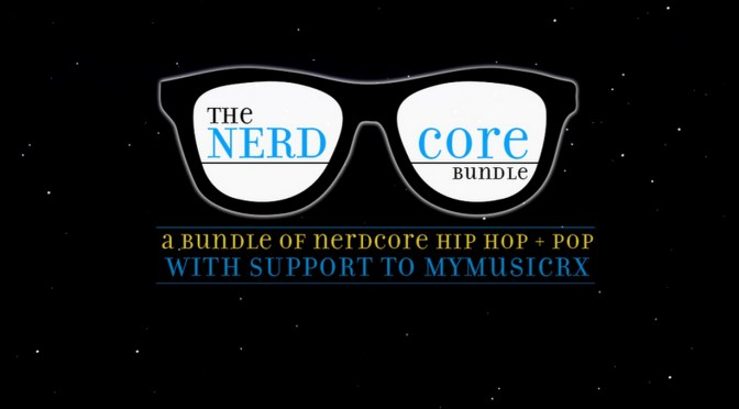 Nerdcore for a Cause: New Groupees Bundle