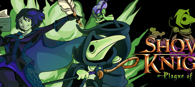 Shovel Knight: Plague of Shadows Original Soundtrack