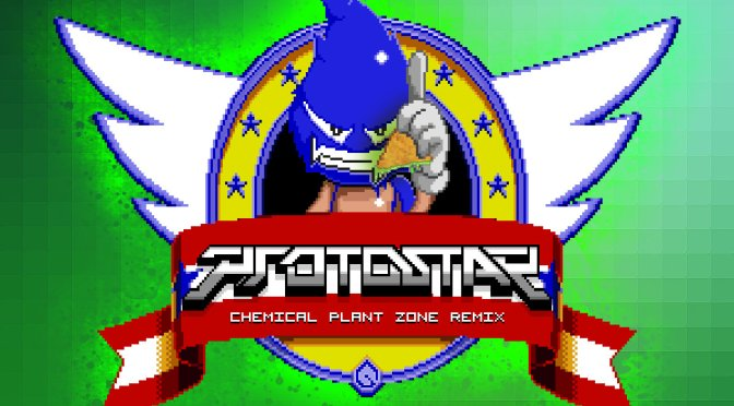 Protostar Remixed Sonic and it's Mind-Blowing