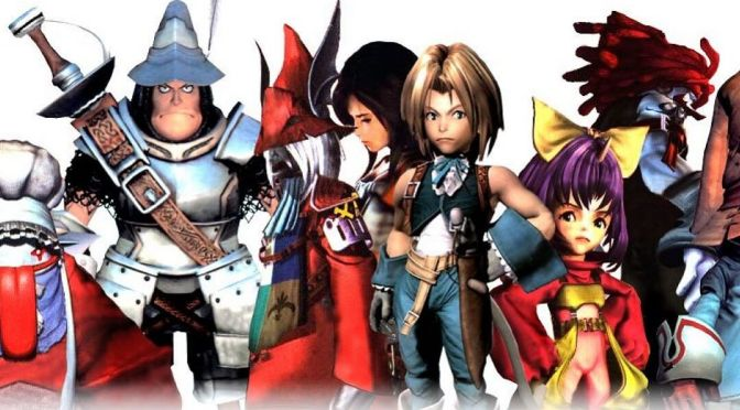 Final Fantasy IX Steam Port breaks the grind with 'game boosters'