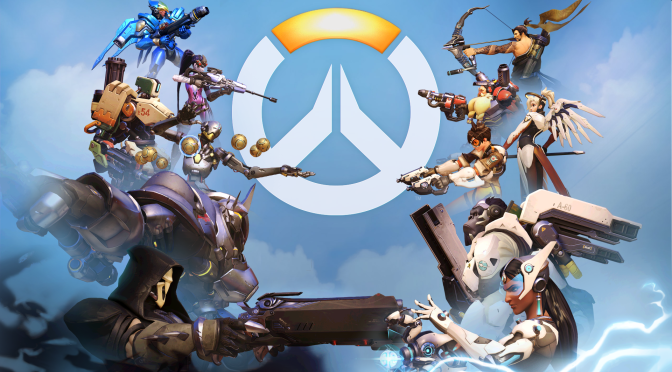 Blizzard Promoting 'Overwatch' With Gorgeous Animations