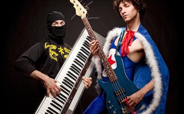 Ninja-sex-party