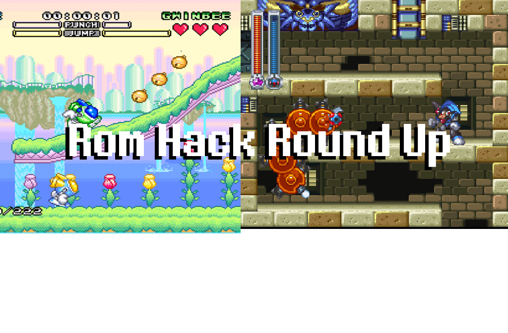 Rom Hack Round Up: English Translated SNES Sequels