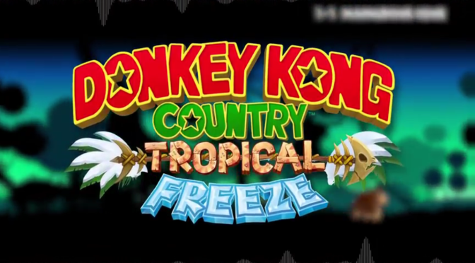 Ackatos – Donkey Kong Tropical Freeze (Electro house Remix)