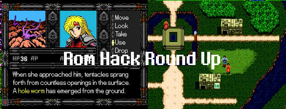 Rom Hack Round Up: Sega Genesis Fan Translated English RPGs Part 2
