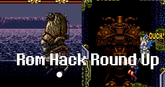 ROM Hack Round Up: Sega Genesis Fan Translated Shooters