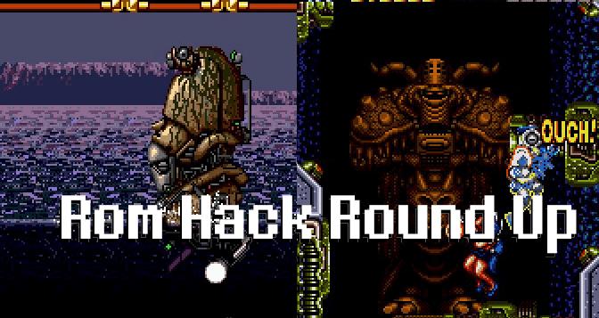 ROM Hack Round Up: Sega Genesis Fan Translated Shooters