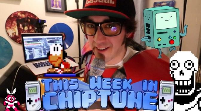 THIS WEEK IN CHIPTUNE now on Saturdays!
