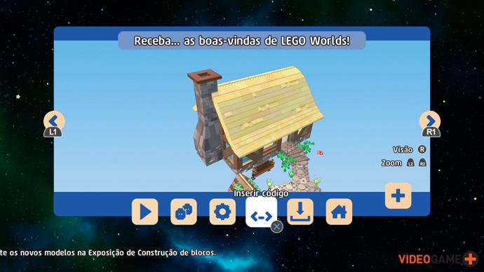 Cdigos E Cheats Para LEGO Worlds Videogame Mais
