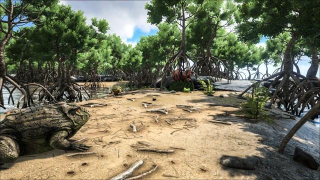 Ark: Survival Evolved Swamp