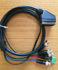 Extron to SCART (output) cable