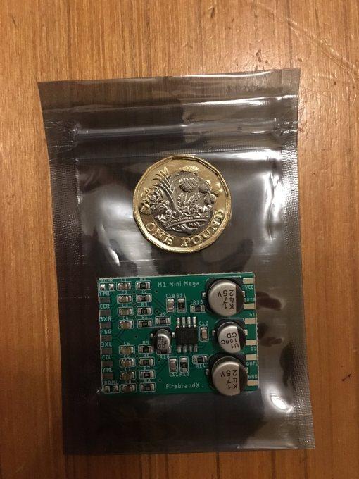 M1 Mini Mega DIY Kit