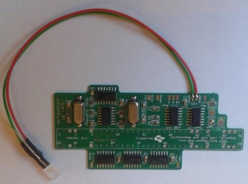 SNES Super CIC Board