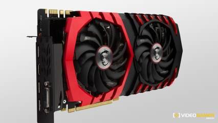 GTX 1070 videogamer.gr review