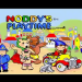 a screencap of Noddy's Playtime's title screen