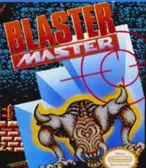 Blaster Master facts
