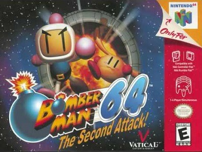 Bomberman 64 The Second Attack facts