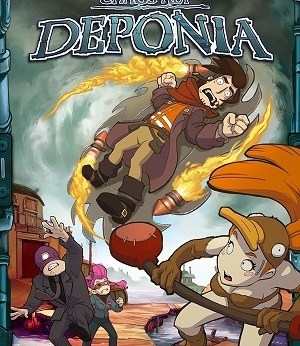 Chaos on Deponia facts