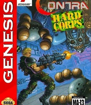 Contra Hard Corps facts