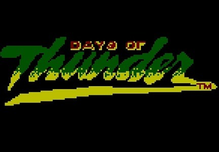 Days of Thunder facts