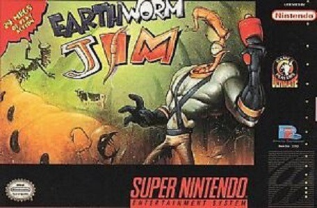 Earthworm Jim facts