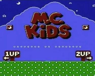M.C. Kids facts