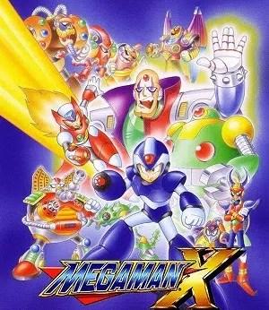 Mega Man X facts