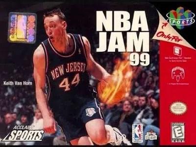 NBA Jam '99 facts