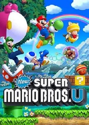 New Super Mario Bros U Facts video game